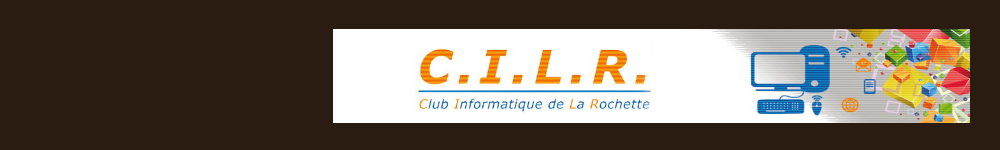 Banniere club informatique de La Rochette